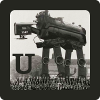 U is for Ultimate: 1962 Mercedes-Benz Unimog U404 S