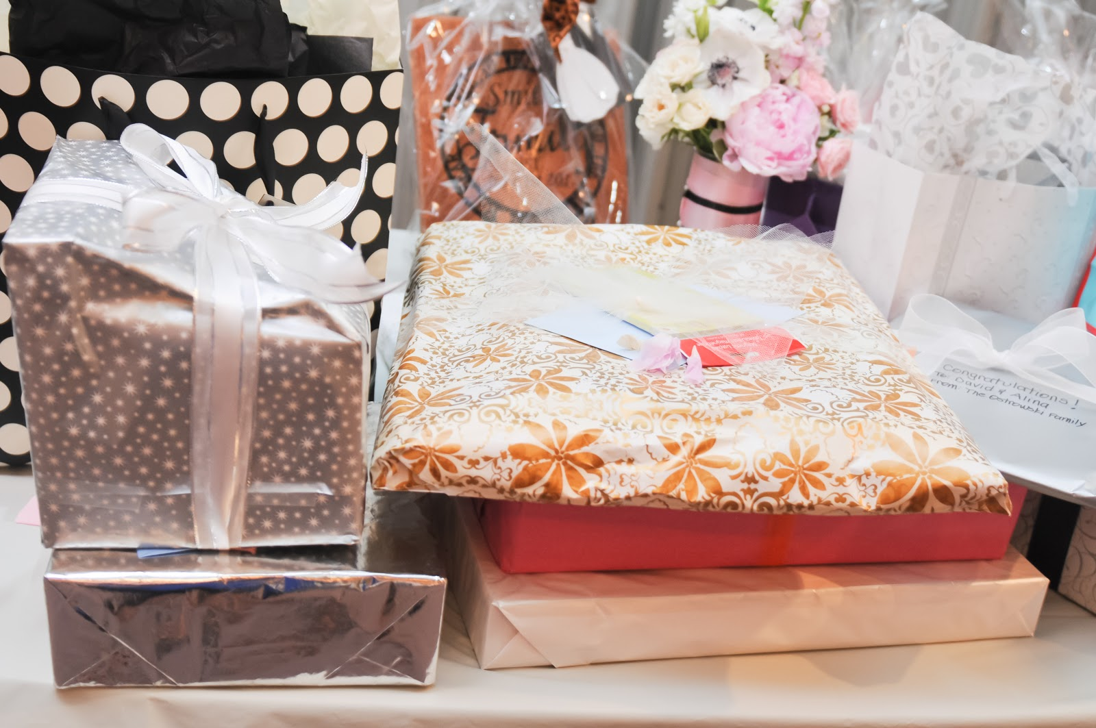 Dave is home 7 reasons not to have a wedding registry for When should we register for wedding gifts