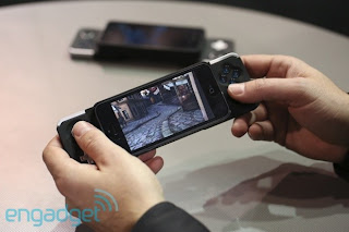 iFrogz Caliber Advantage iPhone Gaming Case