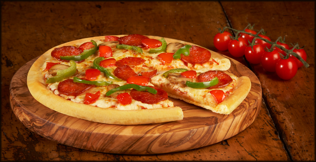 Glug of Oil : Domino's Gluten Free Pizza - Review
