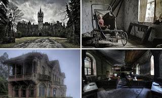 5 Εγκαταλελειμμένα κτίρια με τις τρομακτικές ιστορίες τους!