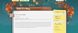 dylan's blog