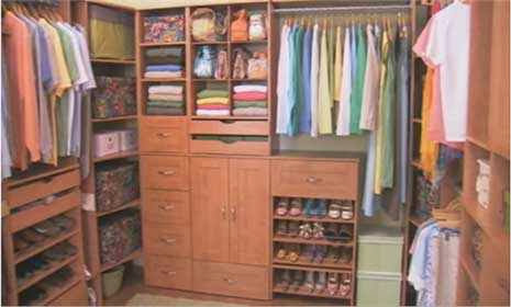 Master bedroom closet ideas bedroom design ideas for Diy master closet ideas