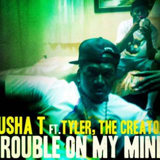 Pusha T - Trouble On My Mind Lyrics | Letras | Lirik | Tekst | Text | Testo | Paroles - Source: musicjuzz.blogspot.com