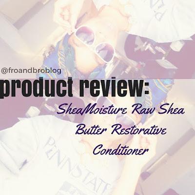 sheamoisture raw shea butter restorative conditioner
