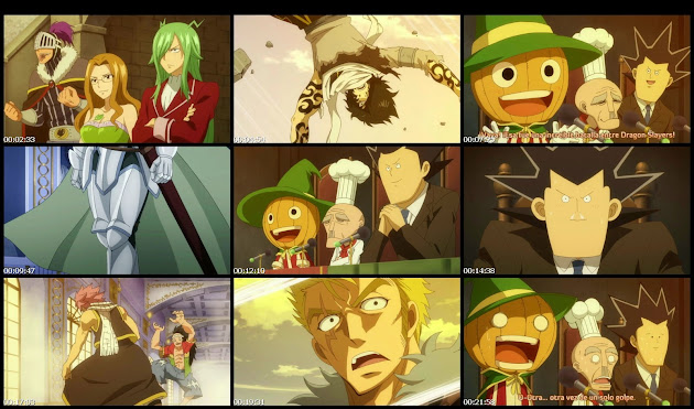 Fairy Tail (2014) 13