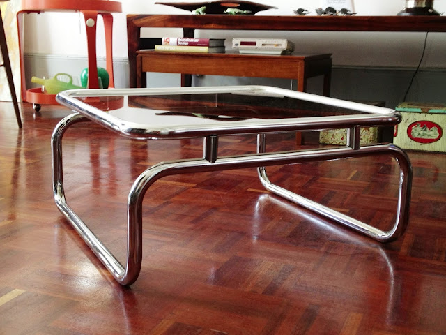 mesa, table, 60's, a Porta verde
