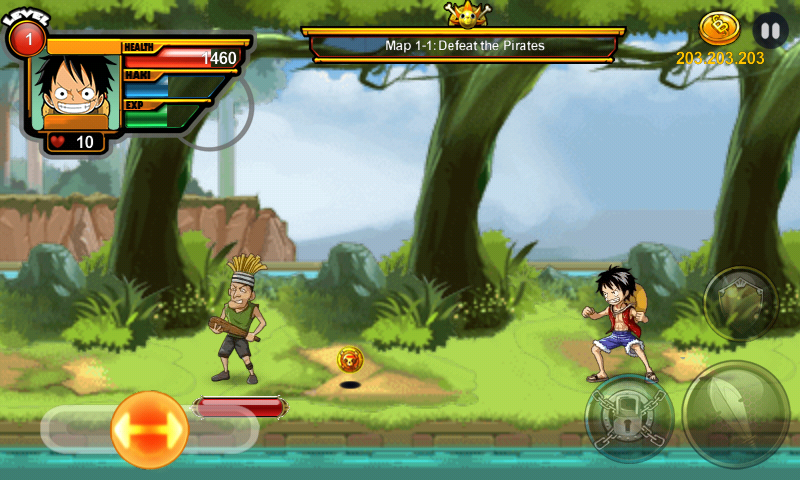 Download Game Android One Piece Haoshoku Haki Modded