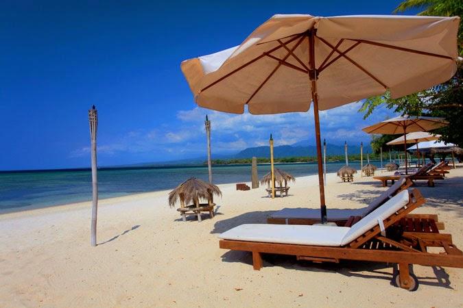 Tempat Wisata Pilihan Pantai Sire Lombok