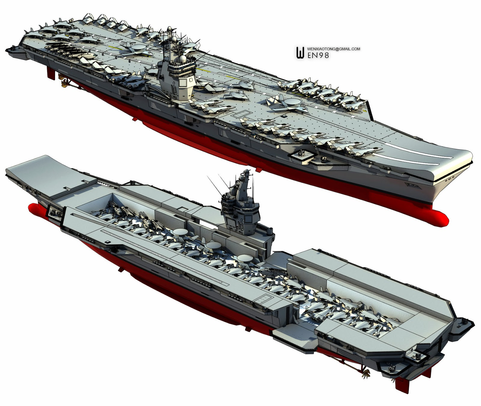 China's Future Aircraft Carrier