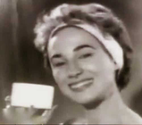 Campanha do Sabonete Gessy, nos anos 60. VT com fortes heranças da 'era do rádio'.