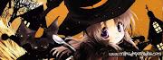 Portadas para- Halloween Anime Bruja Tierna portadas para facebook halloween anime bruja tierna