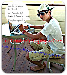 Austin Mahone on His Computer *EDIT*
