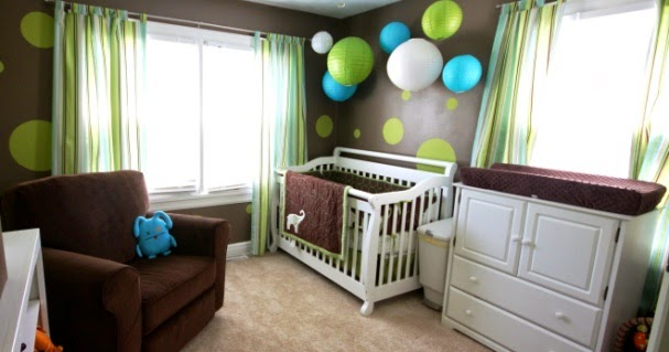 Baby room painting ideas for girls and boys for Baby boy room paint ideas