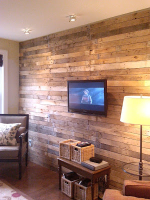 project: plank walls | Inspire Me Heather