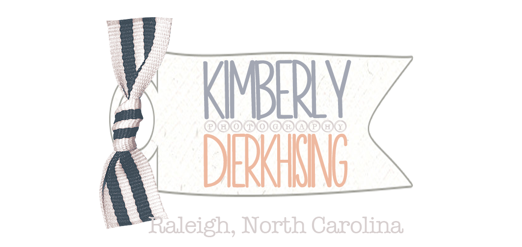 Kimberly Dierkhising Photography | Raleigh Family Children Senior Photographer
