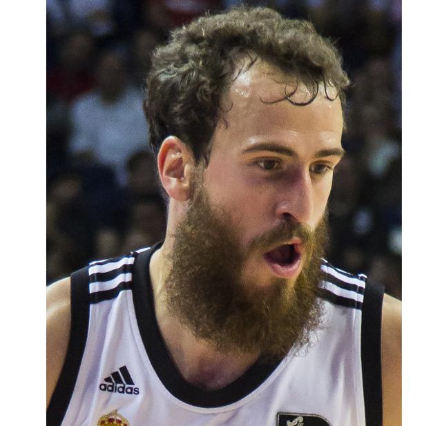 El Chacho con barba