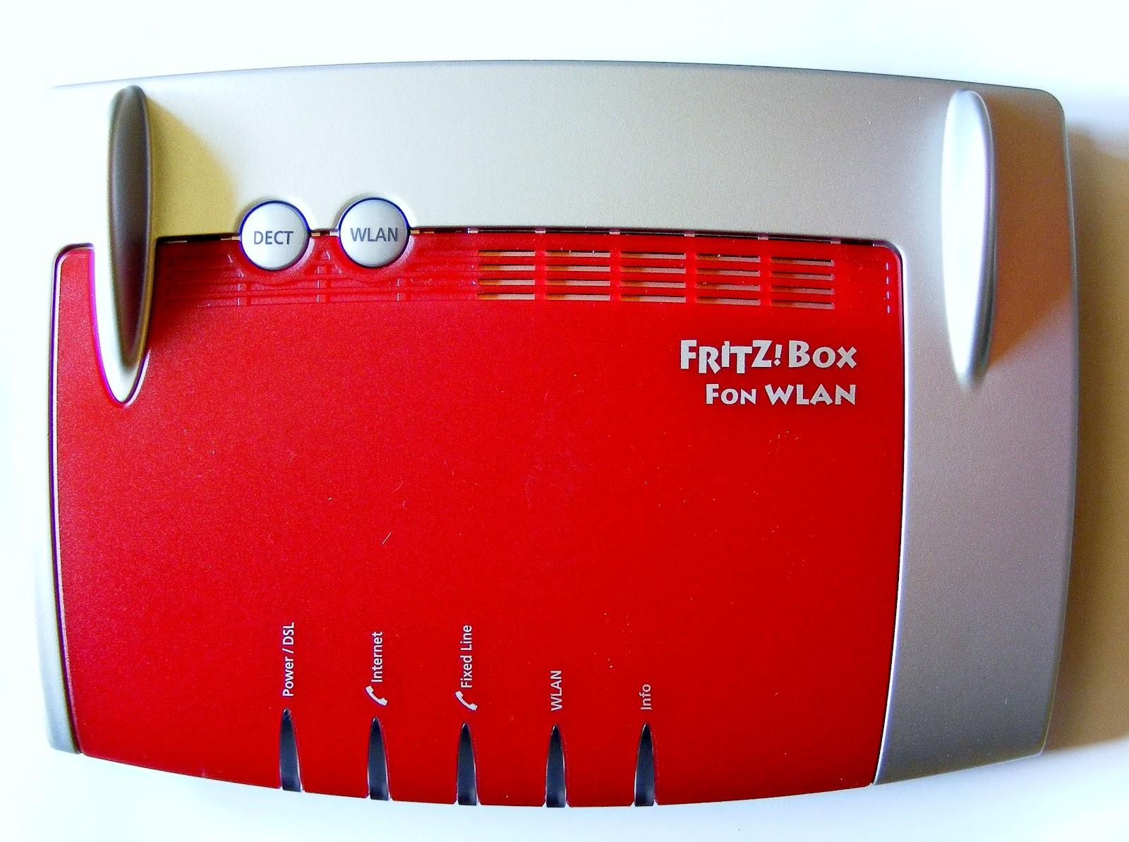 Avm fritz box 7330 and 7360 - Fritzbox 7330 login ...