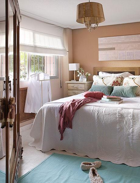 hálószoba kép bézs