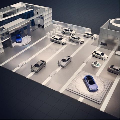 Lexus at the Geneva Motor Show 2013