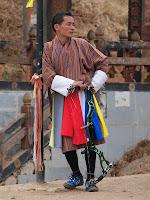 Archer - Changlimthang archery ground - Thimphu