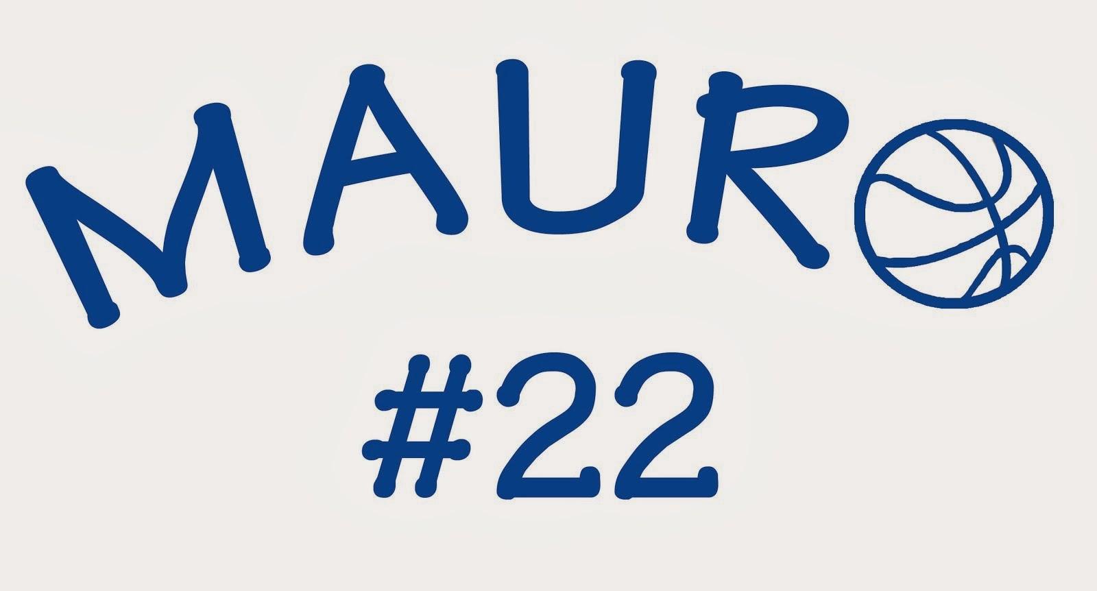 Memorial Mauro #22