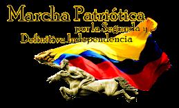 Marcha Patriotica por la Independencia