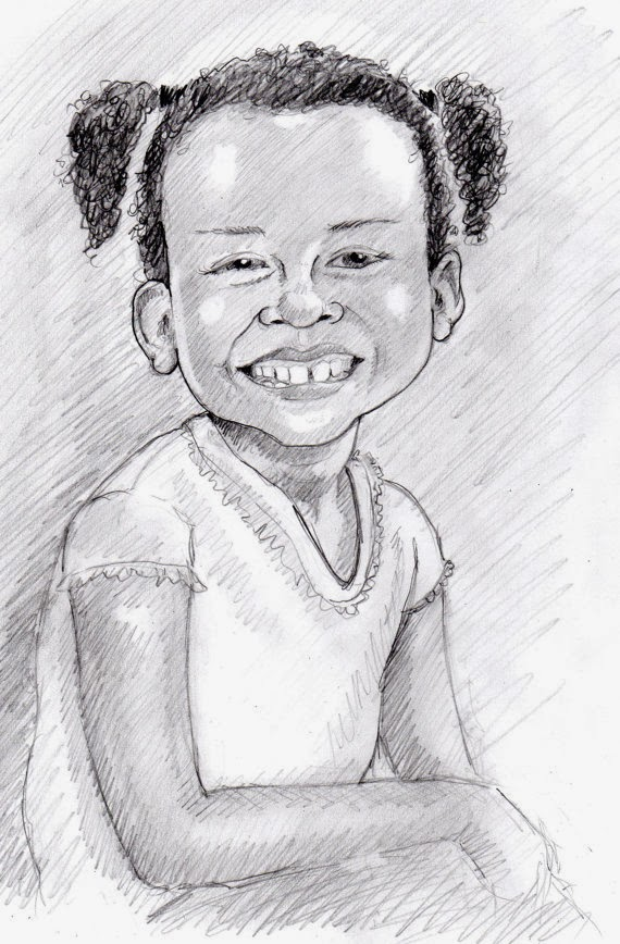 Pencil, Portrait