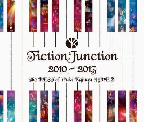 [Album] FictionJunction – FictionJunction 2010-2013 The BEST of Yuki Kajiura LIVE 2 (2015.06.03/MP3/RAR)