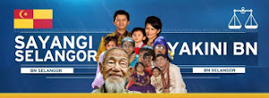 Sayangi Selangor Yakini BN