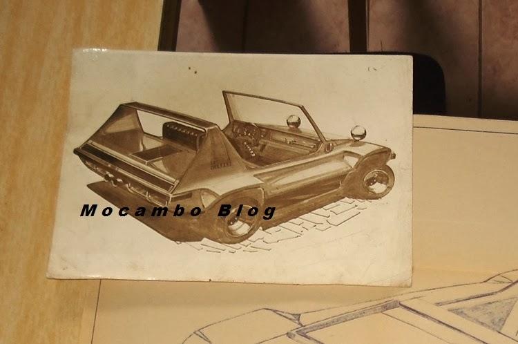 mocambo blog do jovino exclusivo o projeto do buggy da puma que