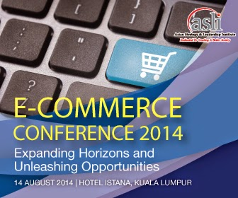 E-Commerce Conference 2014 by ASLI