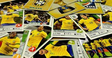 Álbum Virtual Figurinhas Copa do Mundo 2014