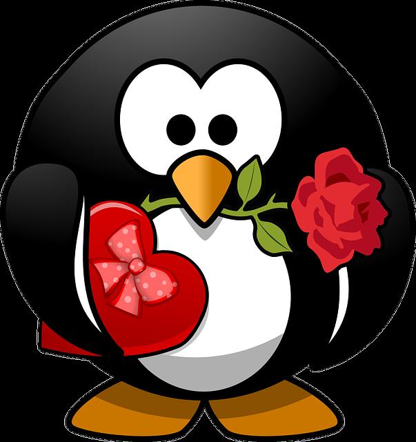 Free clip art immagini disegni febbraio 2014 - Animale san valentino clipart ...