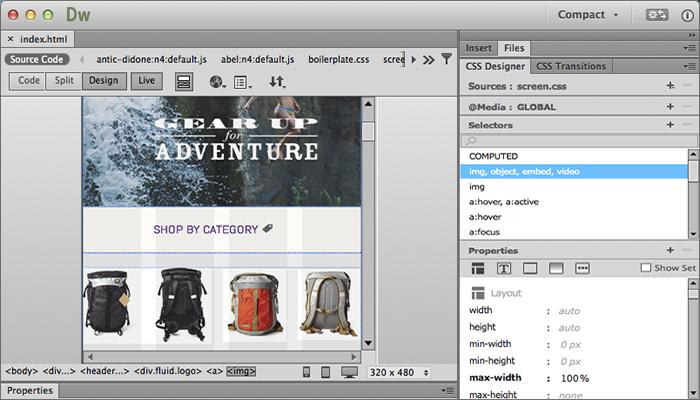 Download Adobe : Dreamweaver CC 14 Terbaru Full Version | Ifan Blog