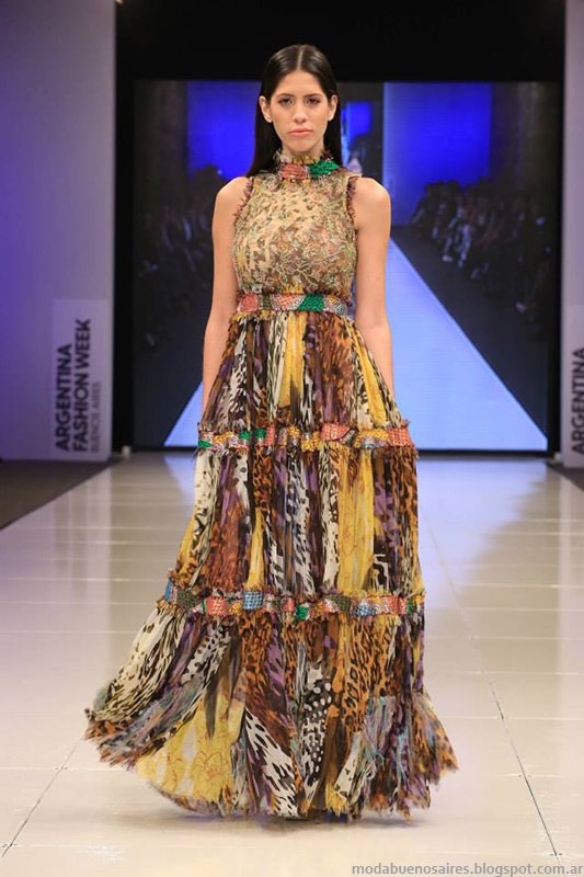 Vestidos 2015. Benito Fernandez primavera verano 2015 moda.