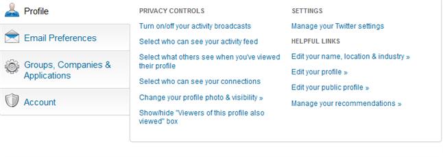LinkedIn Shield Icon