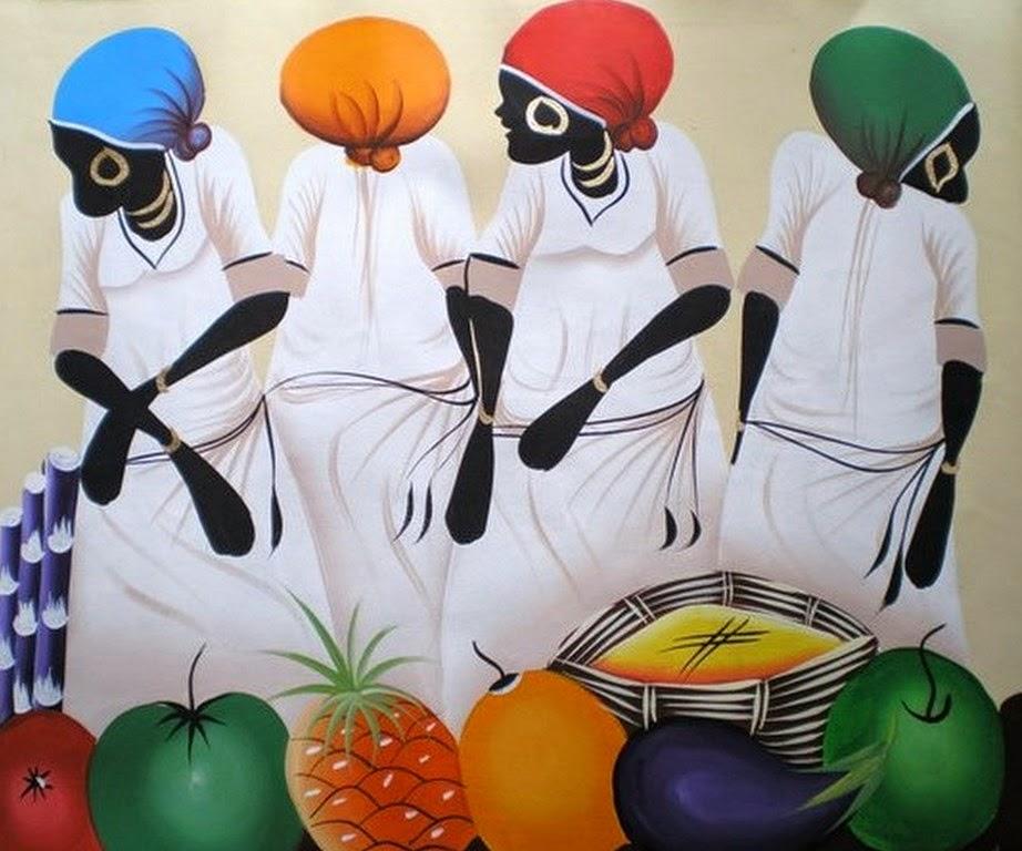 vendedoras-de-frutas-africanas