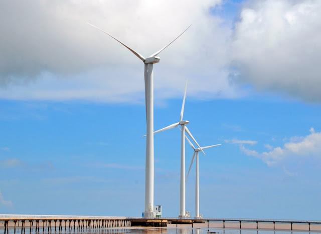 Điện gió Bạc Liêu giai đoạn 1