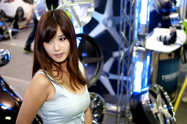 5 Song Jina - Seoul Auto Salon 2012 [Part 2]-Very cute asian girl - girlcute4u.blogspot.com