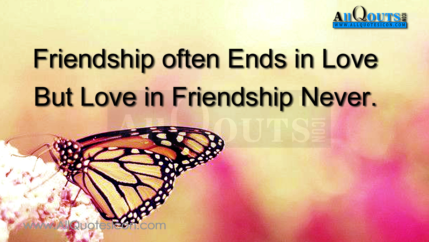 Inspiring Quotes About Friendship Friendship Quotes With Images In English Quotes English