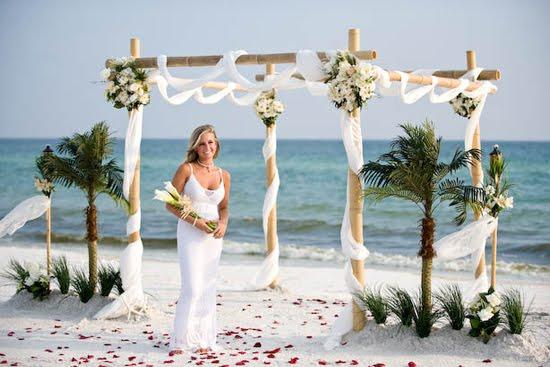 El tul puede ser de cualquier color para que coincida con la fiesta de bodas o blanco para que coincida con el vestido de novias.