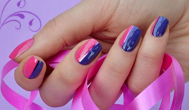 Simple Nail Aert  For Short Nails