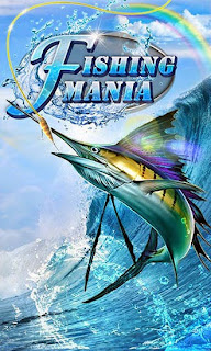 Screenshots of the Fishing mania 3D for Android tablet, phone.
