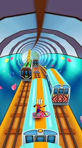 Free Download android Games Subway Surfers World Tour Miami