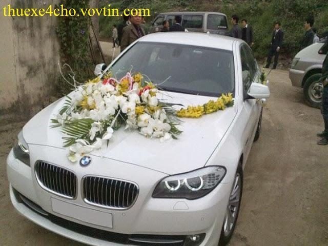 dịch vụ cho thuê xe cưới tại hà nội