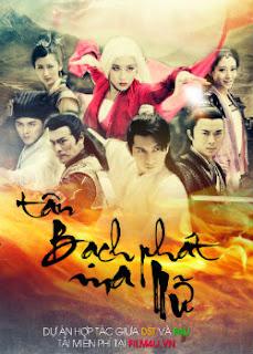 Phim Tân Bạch Phát Ma Nữ-Bride with White Hair