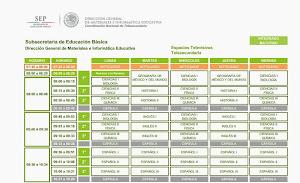 NUEVO CALENDARIO TELESECUNDARIA 2013-2014
