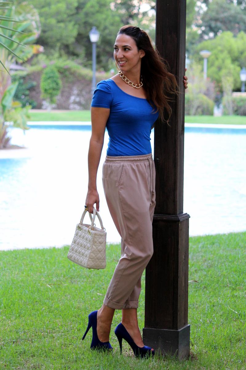 Azul klein cream estilo stiletto by leticia p rez - Personal shopper alicante ...
