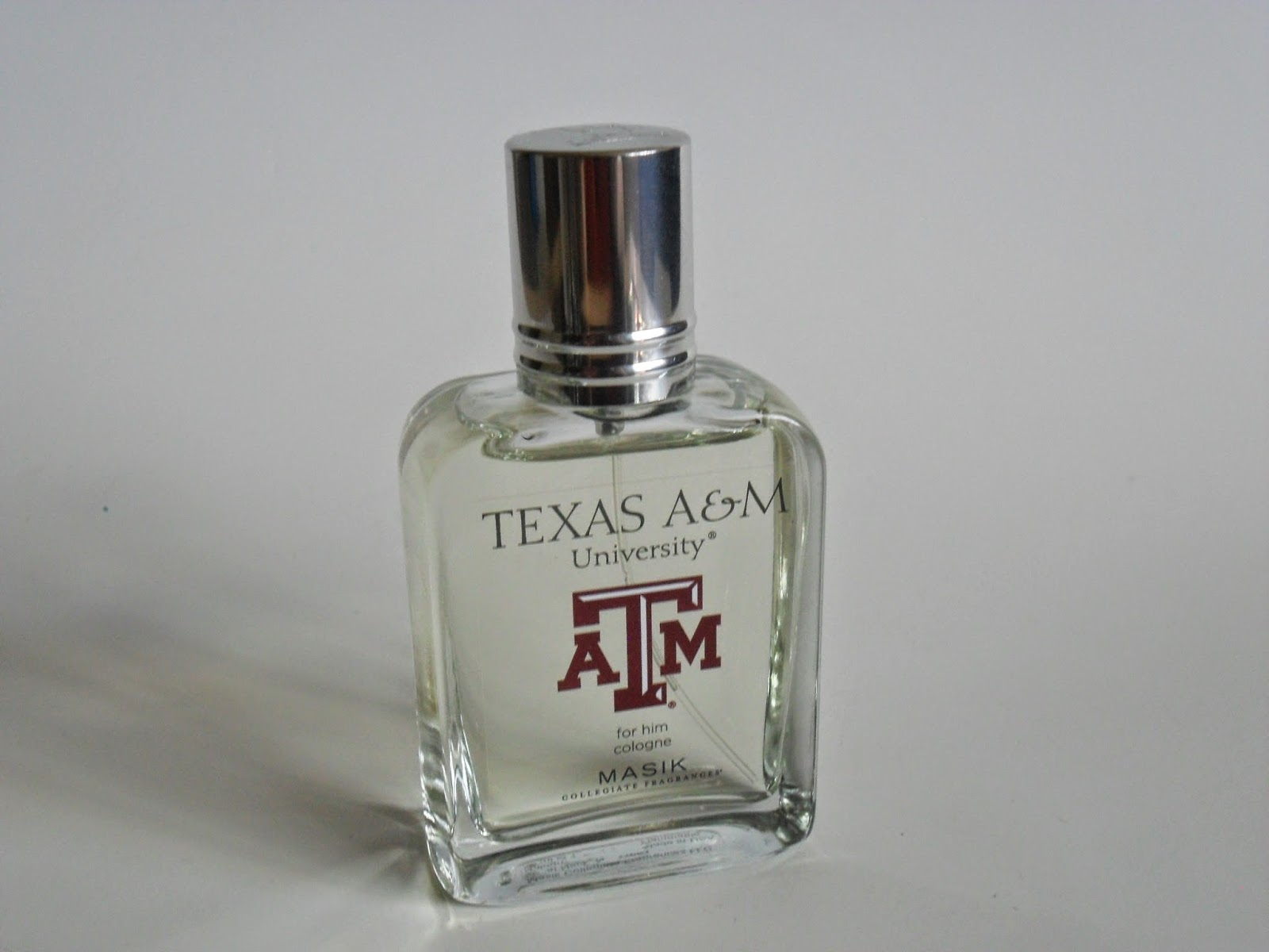 Wear your Favorite College Fragrance with Masik Collegiate. Review & Giveaway